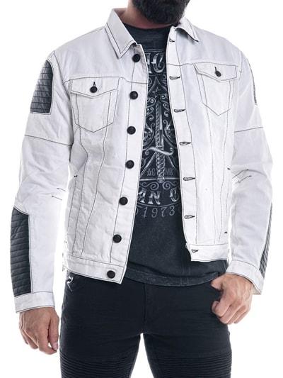 Typhon farkkutakki – Valkoinen 46ee18335c