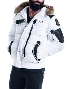 valkoinen talvitakki Lappeenranta